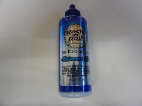 Rock 'n' Roll Extreme Low Vapour Chain Lubricant - MTB/CX use or wet road.