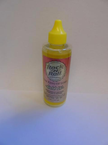 Rock n Roll Gold Low Vapour (LV) Chain Lubricant