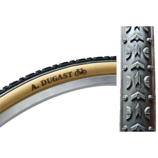 Dugast Typhoon flying doctor CX tubular tyre
