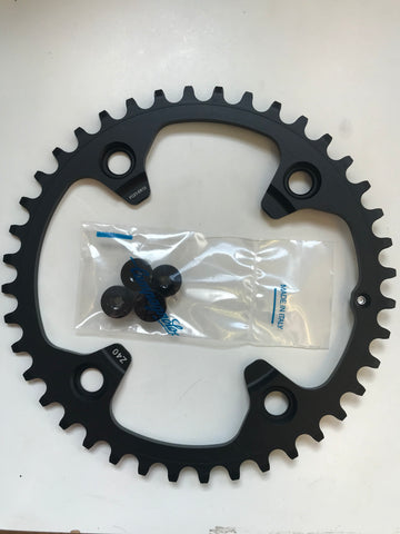 Campagnolo Ekar Chainrings and Bolts