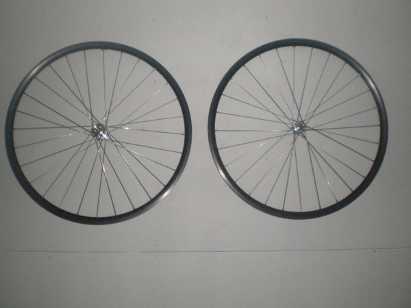 H Plus Son Archetype wheelset with Royce hubs - silver or grey