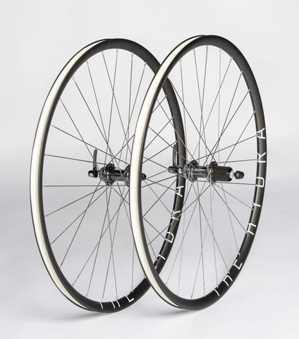 H Plus Son Hydra Disc brake 700C road/CX/Gravel wheelset