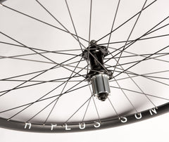 H Plus Son Archetype road or CX wheelset with Miche hubs 700c