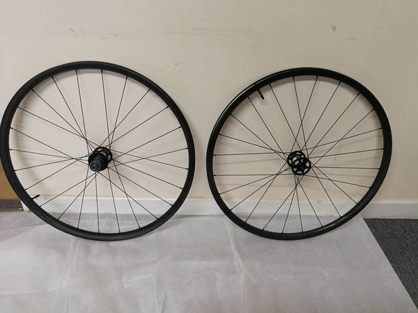 "BORG28 DISC 650B/27.5"" or 700c/29er wheelset - XC/Gravel/CX/touring/E-bike"