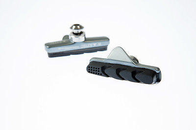 Pair Aztec road system brake pads  for Campagnolo or Shimano (and SRAM, tektro TRP plus others)