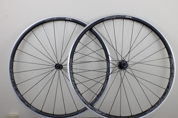 Easton R90SL rim brake wheelset from 1415g