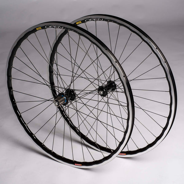 Mavic Open Pro UST 700c rim brake wheelset