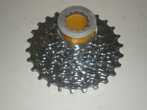 Miche Bianchi 9 speed cassette (9 speed campagnolo exa drive compatible)