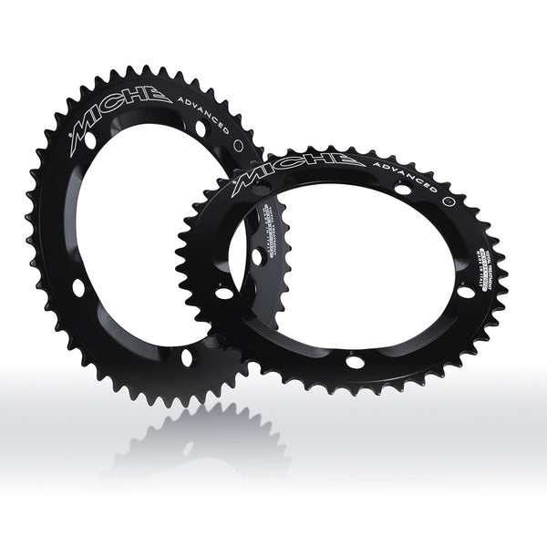 Miche advanced chainring black