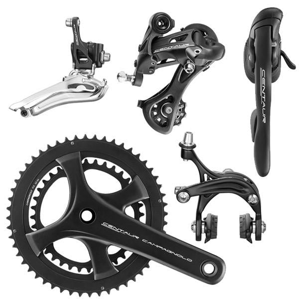 Campagnolo Centaur 11 speed black groupset