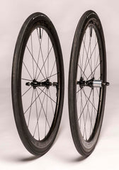 BORG50C Carbon Clinchers Tubeless ready 20F/24R 26.2mm wide