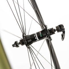 BORG26 all weather tubeless ready clincher 700c wheelset