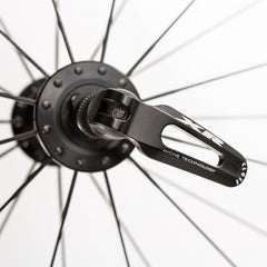 BORG22 all weather tubeless ready clincher 700c wheelset