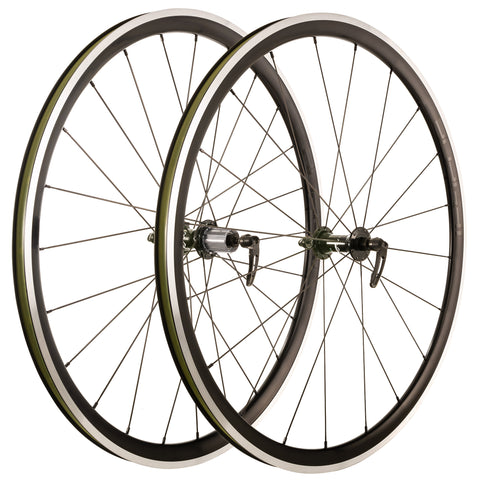 BORG31 all weather aero wheelset