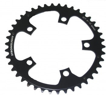 Stronglight Zircal 5 arm inner chainrings 110mm and 130mm BCD