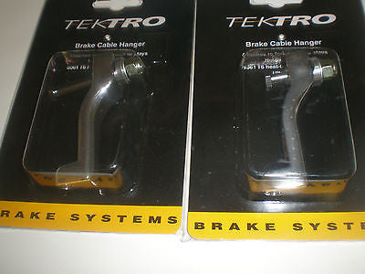 Tektro alloy  front  or rear cable stop w/o adjuster for canti brakes CX