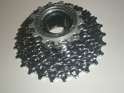 Sunrace 7 speed 13-25T freewheel