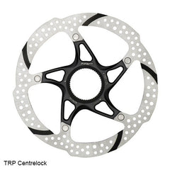 Tetkro/TRP disc brake rotors two piece centrelock