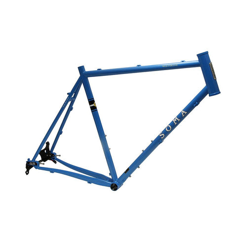 Soma Wolverine Type A 4.0 gravel/cx/adventure frame with fork option