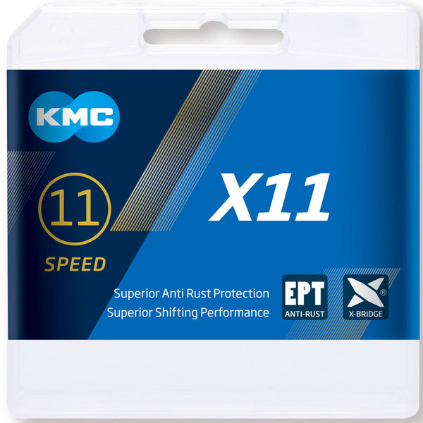 KMC X11 EPT chain 118 links