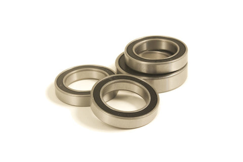Carbon ti front or rear hub bearing kits