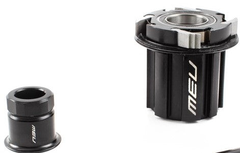 Carbon Ti 4-Pawl X-hub Campagnolo N3W Freehub body for Road or MTB