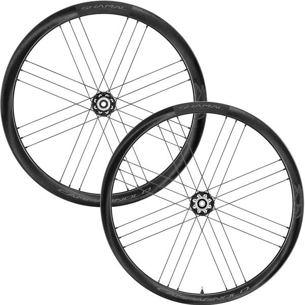Campagnolo Shamal Carbon 21 DB disc brake wheelset