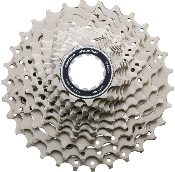 Shimano CS-R7000 105 11 speed road bike cassette