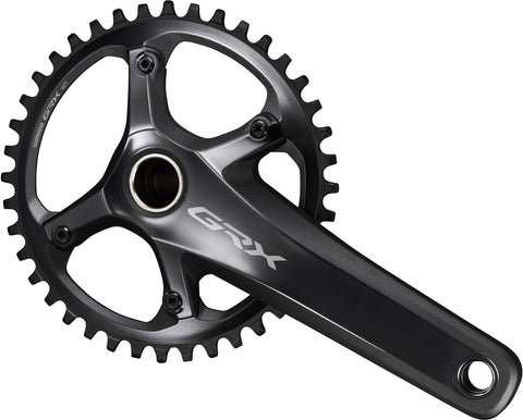 Shimano FC-RX810-1 GRX 11 speed chainset single chainring hollowtech II
