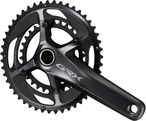 Shimano FC-RX810 GRX chainset 48 / 31, double, 11-speed, Hollowtech II