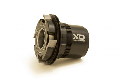 Carbon Ti freehub boby for SRAM XD driver