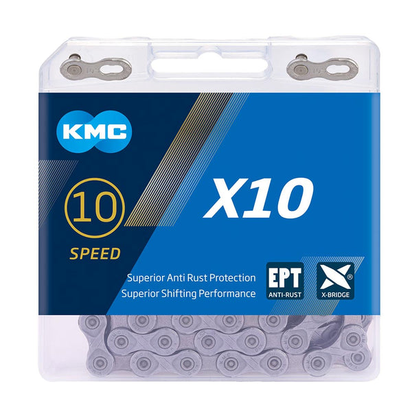 KMC X10 EPT Chain 114 links