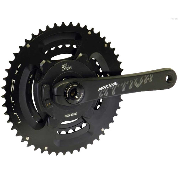 Miche/SRM Attiva power meter chainset