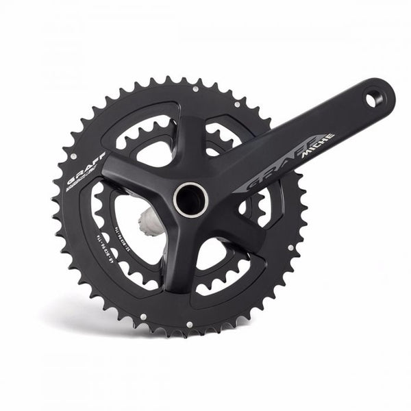 Miche Graff sub compact chainset (double)