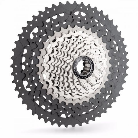 Miche XM12 speed MTB 11-51T cassette Shaimnoi and SRAM compatible