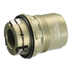 Novatec freehub bodie for Shimano (ABG) and Campagnolo Type A