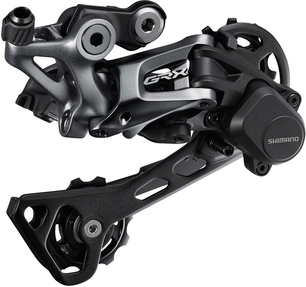 Shimano RD-RX812 GRX 11-speed rear derailleur, Shadow+, for single ring chainset