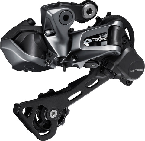 Shimano RD-RX817 GRX Di2, 11-speed rear derailleur, Shadow+, for 1x