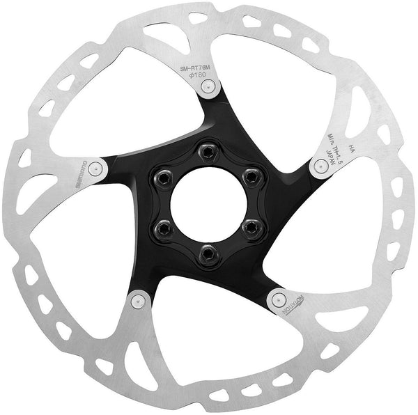 Shimano Disc Rotor SM-RT76 160mm Deore XT 6-bolt
