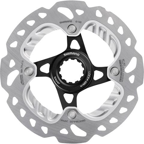 Shimano Disc Rotor SM-RT99 140mm Ice Tech Center Lock XTR Saint