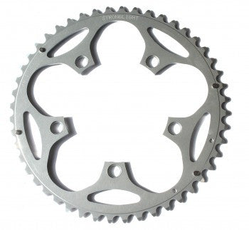 Stronglight Dural 5 arm chainrings 110mm and 130mm BCD outer