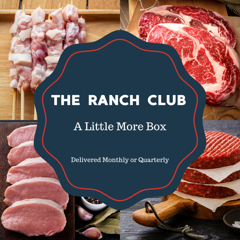 The Ranch Club: Little More