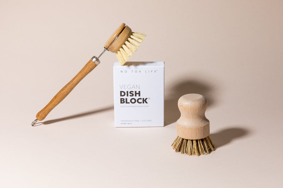 Zero Waste Dish Starter Kit