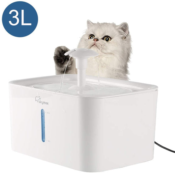 Skymee Luxery Pet Drinking Fontain 3L
