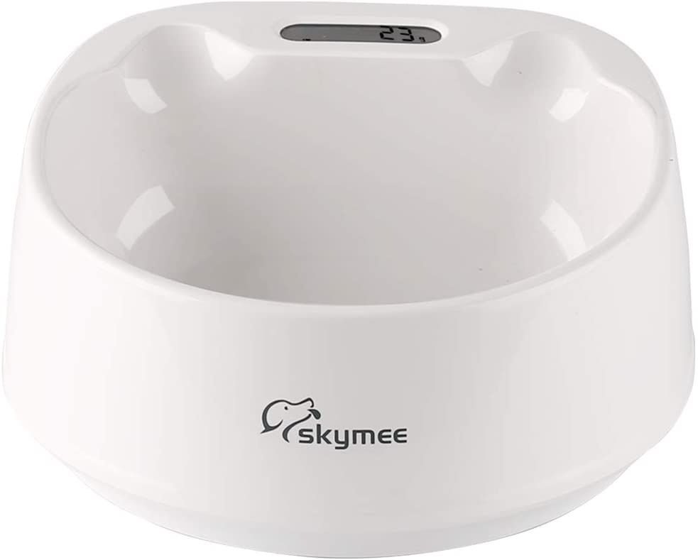 Skymee Smart Weighing Bowl - Voerautomaat.com