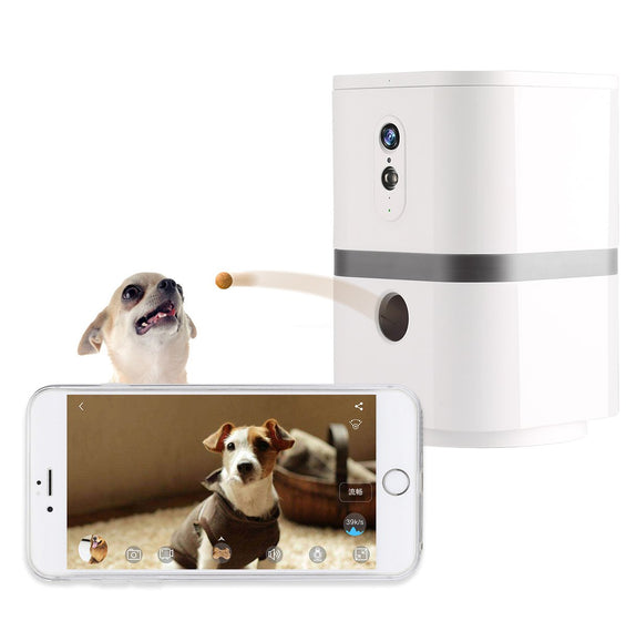 Skymee Smart Feeder Pettalk AI 2