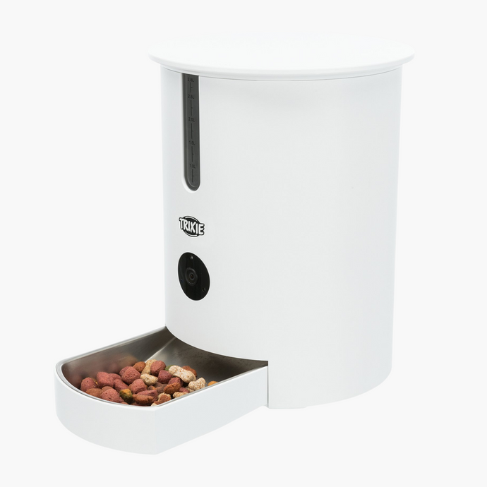 Trixie TX9 Smart Cat Feeder - Voerautomaat.com