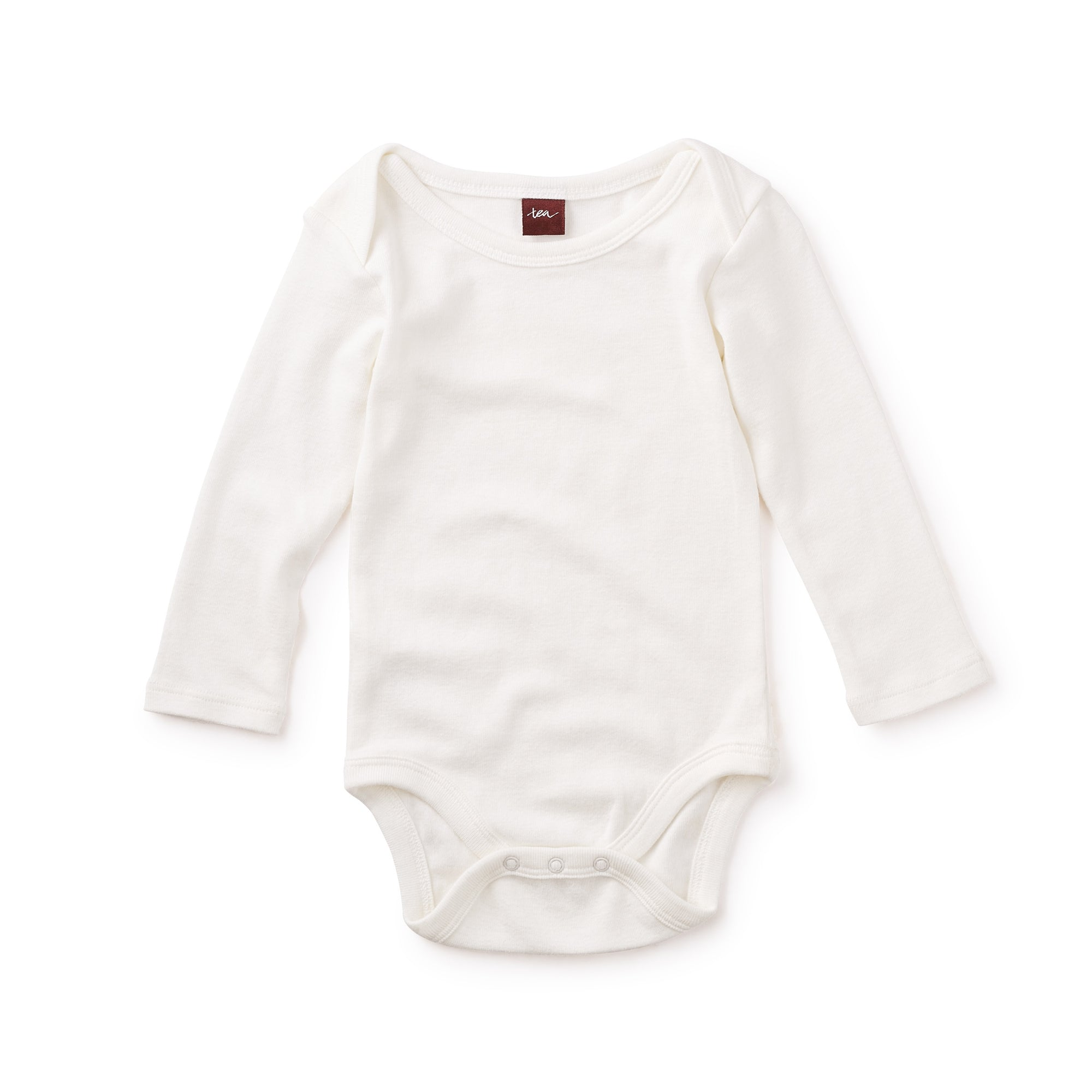 Tea Collection Basically Baby Bodysuit - Milk
