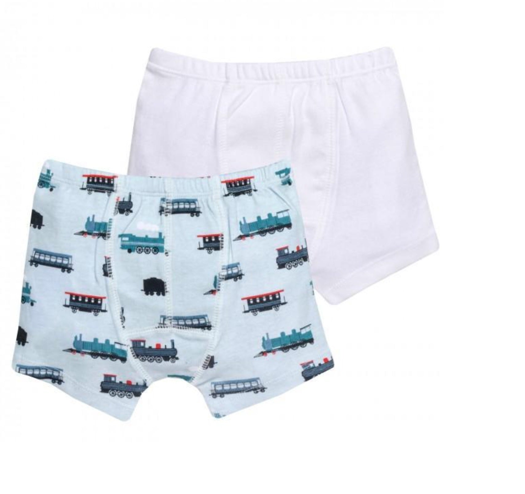 Underwear - Trains