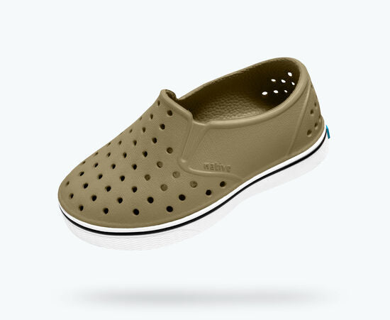 Native Miles - Utility Green/Shell White